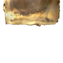 Load image into Gallery viewer, ABSTRACT MIXED METAL WALL SCULPTURE - Flair Home Collection
