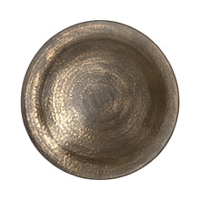 Load image into Gallery viewer, CERAMIC WALL SCULPTURE WITH DAPPLED BRONZE GLAZE #3 - Flair Home Collection