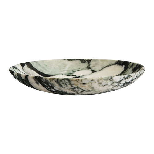 LARGE NIEMEYER BOWL IN FIORE MARBLE - Flair Home Collection