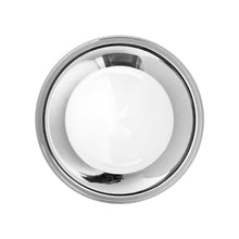 Load image into Gallery viewer, NICKEL AND OPALINE GLASS GLOBE WALL SCONCE/FLUSH MOUNT LIGHT BY ACHILLE & PIER GIACOMO CASTIGLIONI FOR FLOS - Flair Home Collection