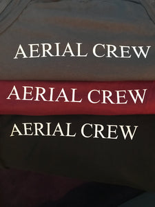 POLE ATTACK 'AERIAL CREW' SPORTS VEST - WINE