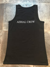 Load image into Gallery viewer, POLE ATTACK 'AERIAL CREW' SPORTS VEST - BLACK
