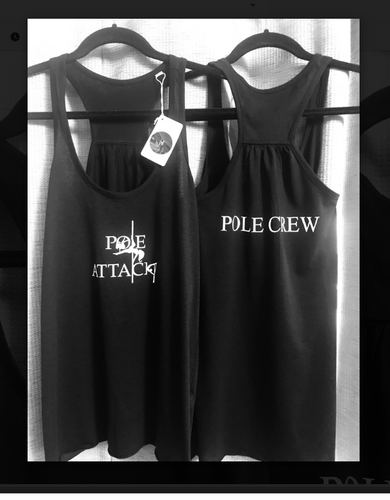 POLE ATTACK 'POLE CREW' SPORTS VEST - LIMITED EDITION