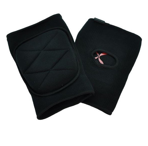 BLACK KNEE-PADS