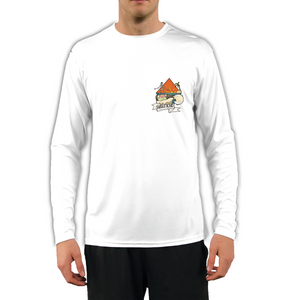 Men's Booze Cruise White