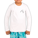 Kids American Lobster Long Sleeve