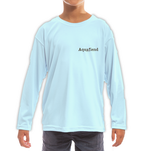 Youth American Angler Blue