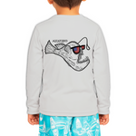 Toddler American Angler Gray