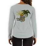 Women's Tropical Shakka Gray