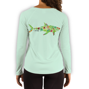 Women's Tropical Shark