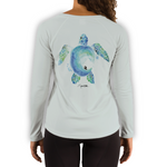 Women's Surfin Turtle