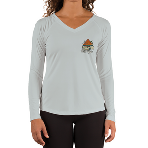 Women's Booze Cruise Gray