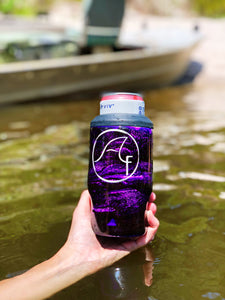Purple Haze Koozie