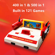 2019 New Subor D99 Video Game Console Classic Family TV video games consoles player with 400 IN1+ 500 IN1 games cards for choose