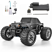 HSP RC Truck 1:10 Scale Nitro Gas Power Hobby Car Two Speed Off Road Monster Truck 94108 4wd High Speed Hobby Remote Control Car