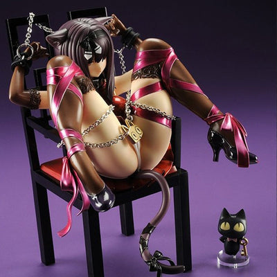 Anime Embrace Japan Planet of the Cat and Chairs Brinquedos Sexy Pvc Action Figure Girl 1/10 Sexy Collection Model Toys