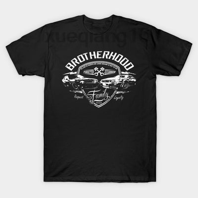 Fast and Furious Brotherhood  Brotherhoodneverdies  T-Shirt