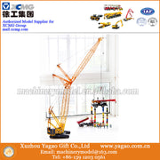 1:50 Big Scale Model, Diecast Construction Model, Original XCMG QUY300 Tower Crane Model, Crawler Crane Gift, Exhibiton
