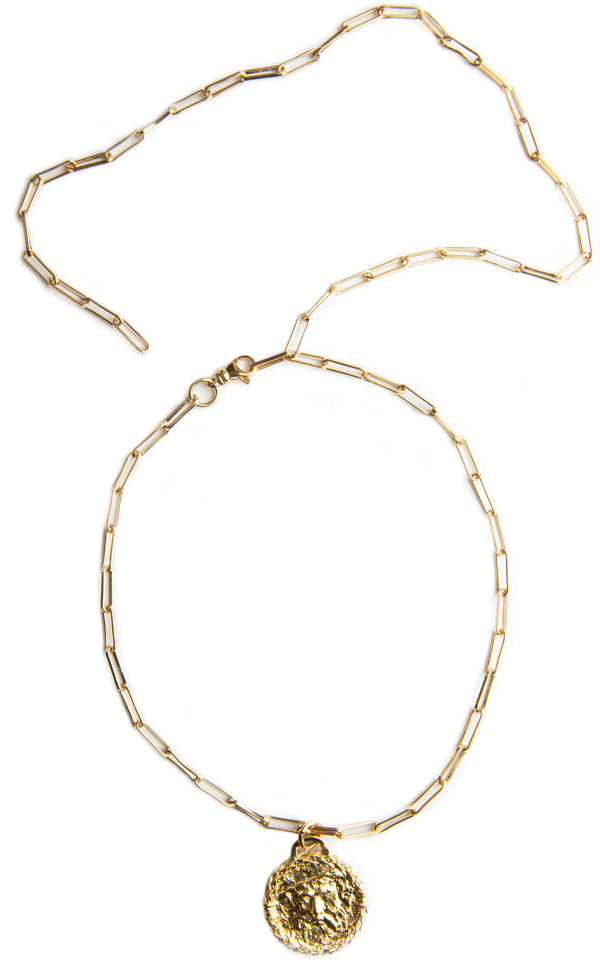 Men's & Women's Necklace Chocker 925 Silver Sterling 24 carat gold plated Renan Pacheco Poima Paris Made In France