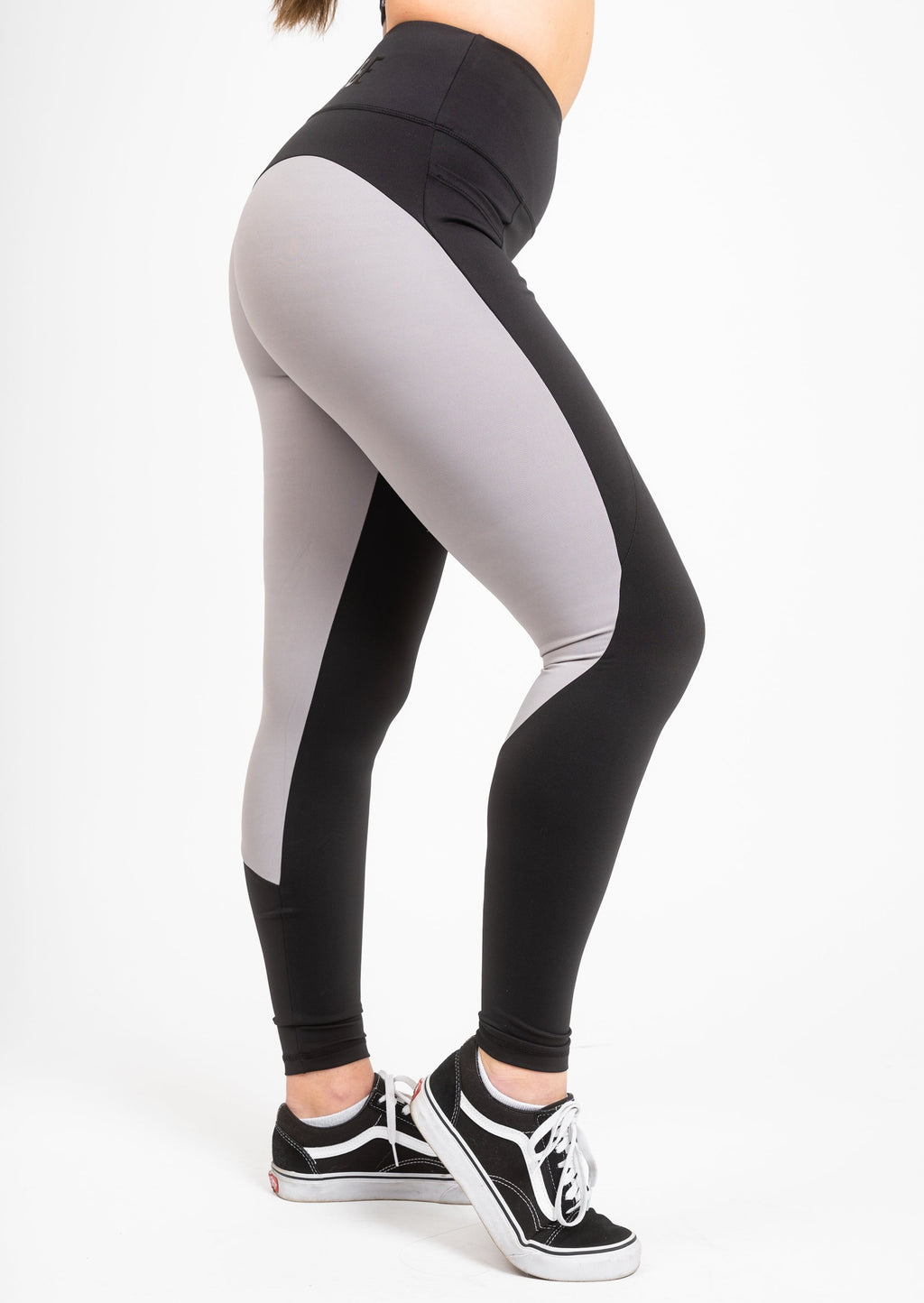 THUNDER BOOTY LEGGING 2.0 BLACK & STEEL