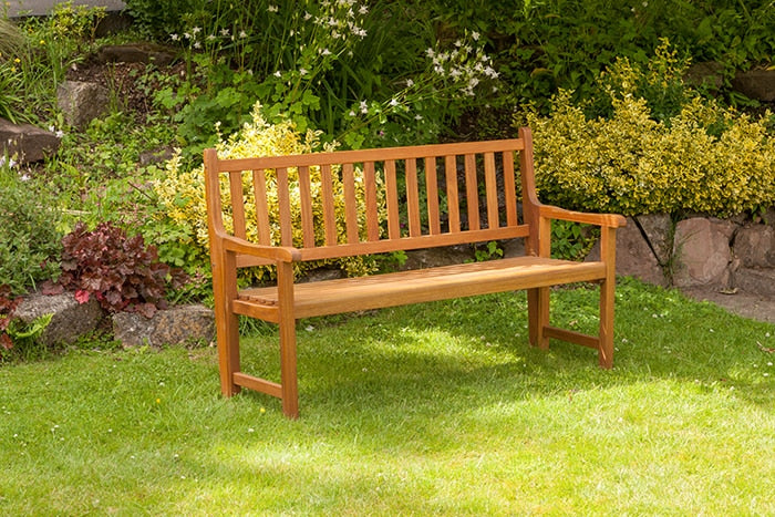 St Andrews 2 Seater Folding Bench