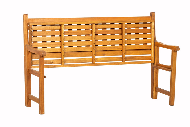 St Andrews 3 Seater Folding Bench