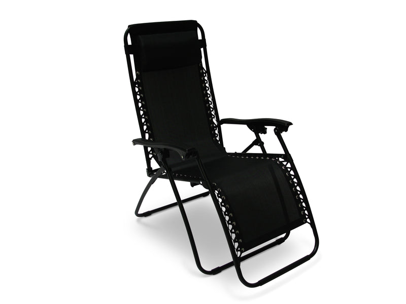 Black Zero Gravity Relaxer - 2pcs