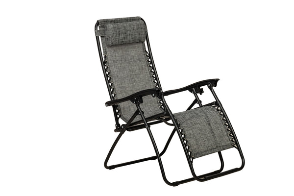 Grey Zero Gravity Relaxer - 2pcs