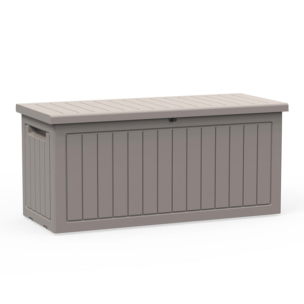 Faro 285 Litre Deluxe Storage Box - Grey