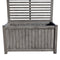 Alderley Grey Planter & Lattice