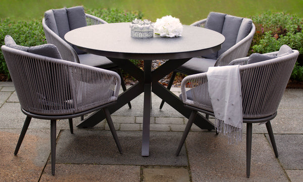 Aspen 4 Seater Dining Set
