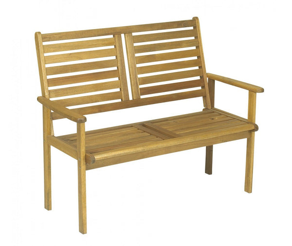 Napoli 2 Seater Garden Furniture Bench Seat