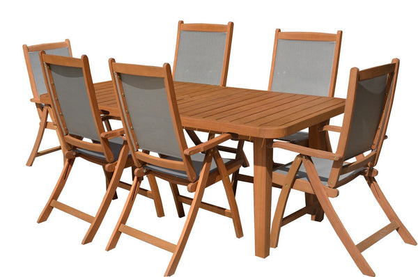 FSC1 Broadway 6 Seater Dining Set