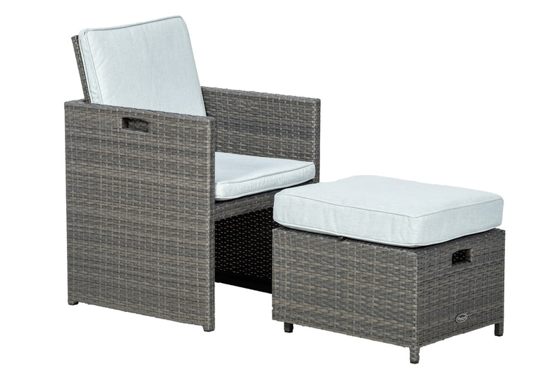 Marlow Deluxe 8 Seater Cube Set