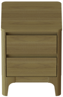 Norsk 2 Drawer Chest