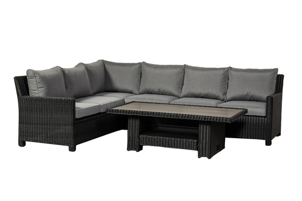 Onyx Corner Lounging Set