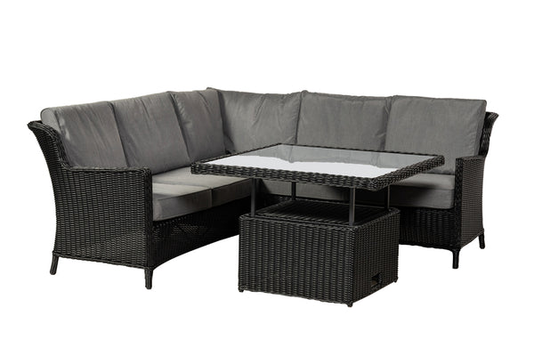 Onyx Mini Corner Lounging Set