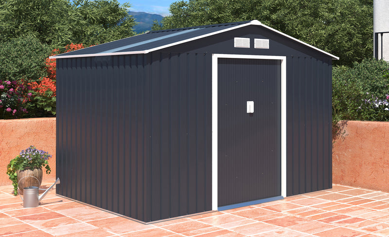 Oxford Shed 3 - 9.1ft x 6.3ft