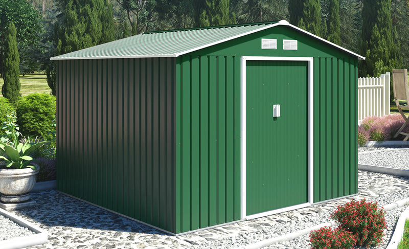 Oxford Shed 4 - 9.1ft x 8.4ft