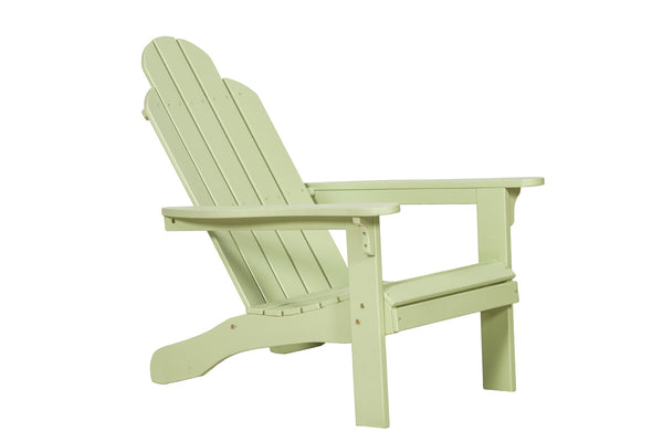 Porto Green Adirondack Chair