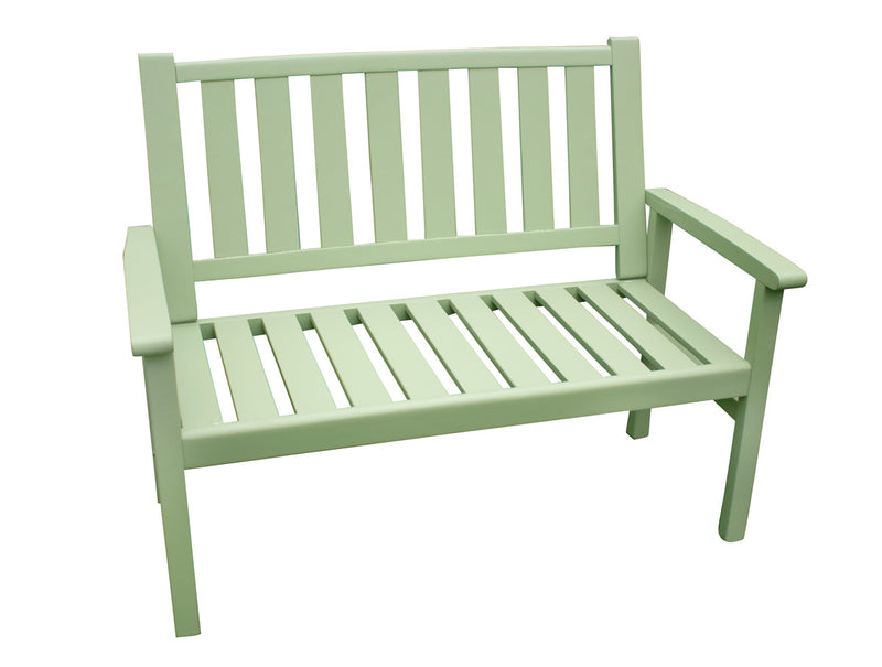 Porto Homestead Green 2 Seater Bench
