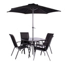 Rio 4 Seater Dining Set