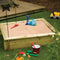 Sandpit with Lid