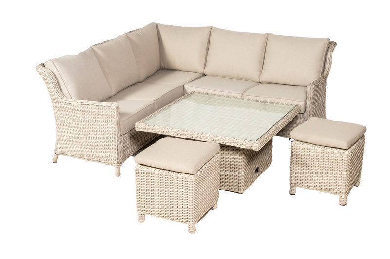 Seychelles Corner Dining/Lounging Set