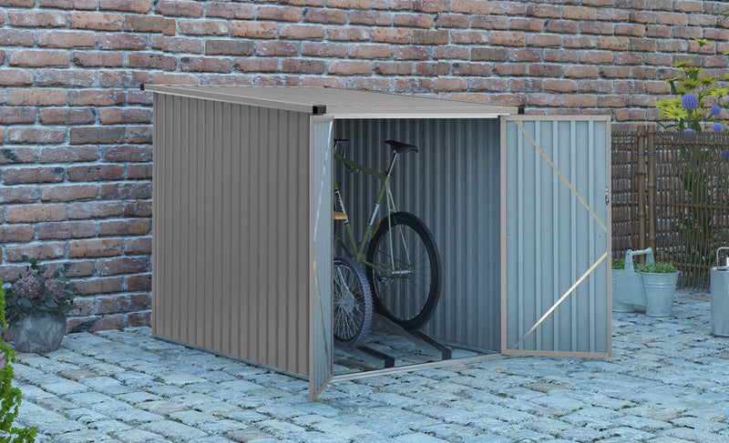 Velo Bicycle Shed 2 - 4.7ft x 6.5ft