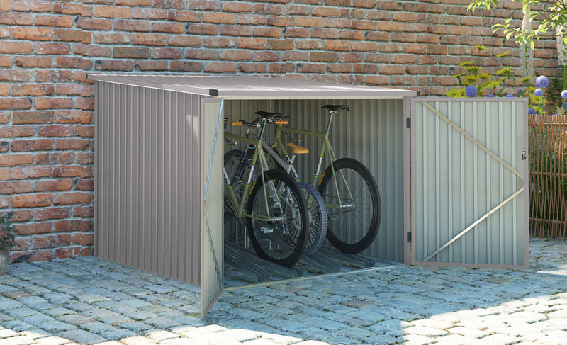 Velo Bicycle Shed 4
