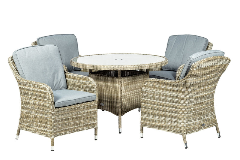 Wentworth Imperial 4 Seater Set