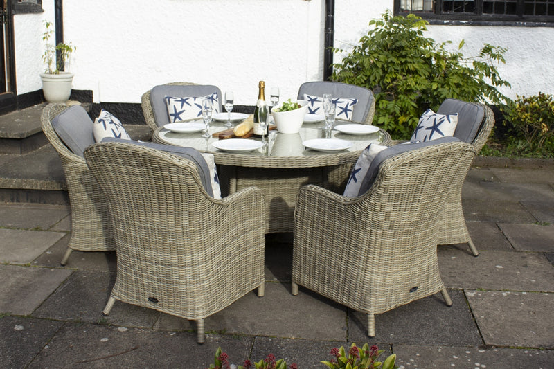 Wentworth Imperial 6 Seater Set