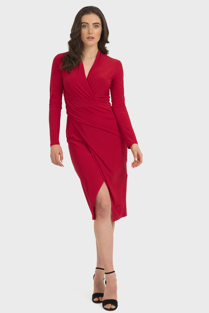 Joseph Ribkoff 194019 Wrap Dress