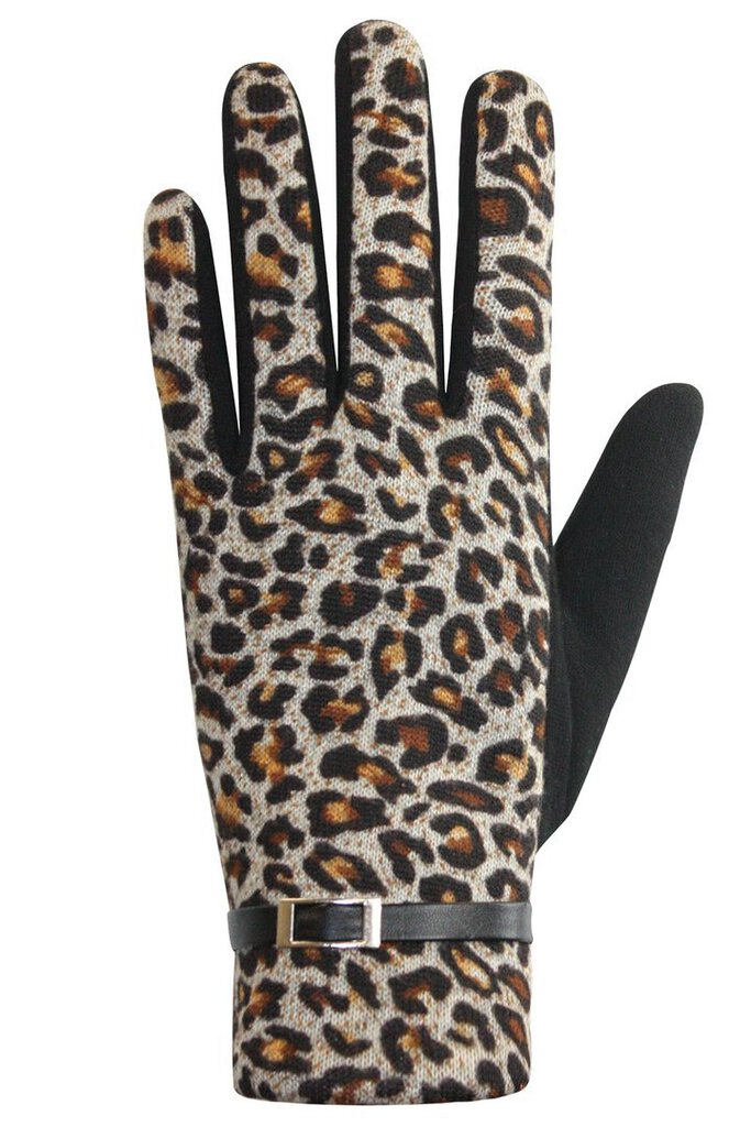 Auclair 'Nala' Leopard Gloves